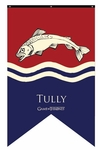 Tully House Banner - Game of Thrones