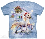 Unicorn Candy Land T-Shirt