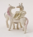 Unicorn & Pegasus Salt & Pepper Shakers