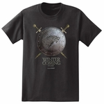 Stark Wolf Shield T-Shirt: Game of Thrones