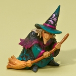 Mini Witch on Broom