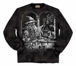 Wizard and Dragon Long Sleeve Shirt