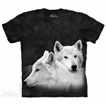 Wolf Siblings T-Shirt