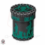 Zombie Leather Dice Cup
