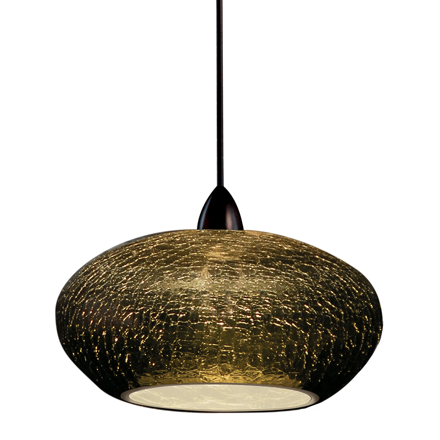 wac lighting decorative rhu monopoint pendant light