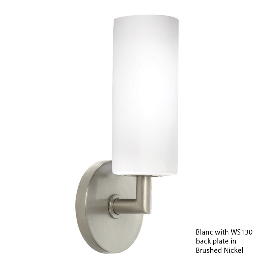 WAC Lighting Decorative Wall Sconces Blanc - Olighting