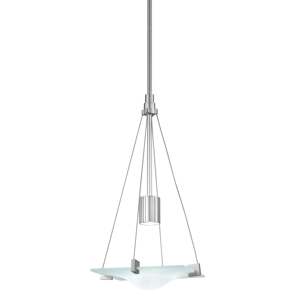 review sonneman handkerchief pendant light designed by robert sonneman