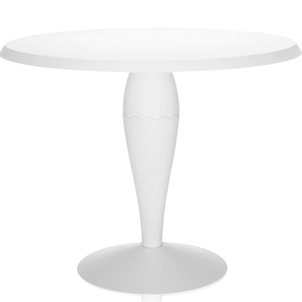 Kartell Round Table Kartell Miss Balu Round Table Olighting