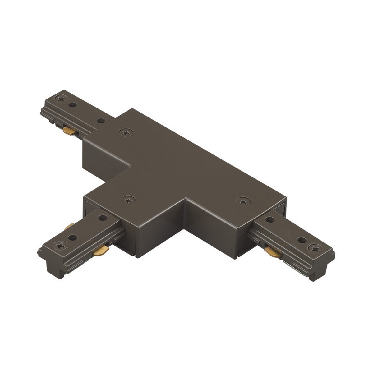 wac lighting track single circuit track components t connector