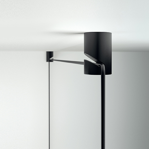 vibia wireflow free form with plug pendant light