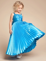 Blue / Turquoise  Flower Girl Dresses