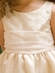 Caviar Beads Bodice Flower Girl Dress