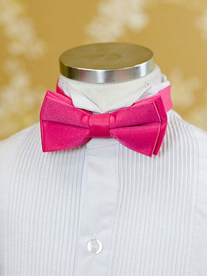 Color Bowtie for Ring Boy