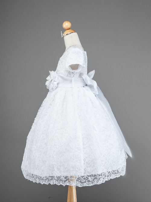 Crinkle lace first communion dress toddler amp girls 2 12