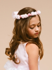 Floral Head Wreath for Flower Girl