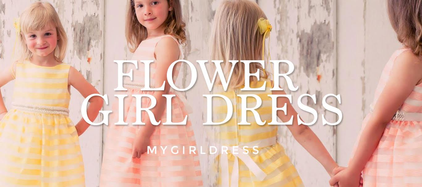 Live the Wedding of Close Ones with Flower Girl Dresses