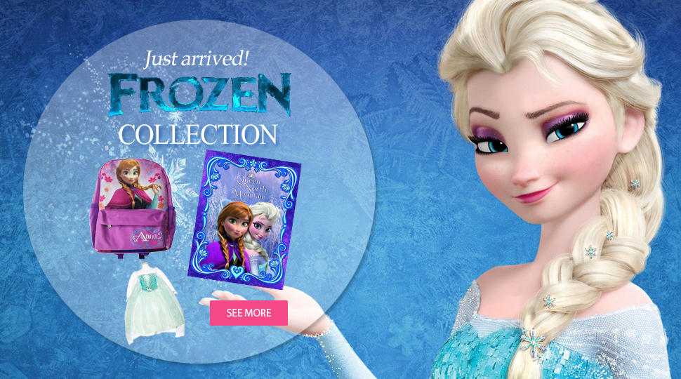 Frozen Collection from MyGrlDress.com