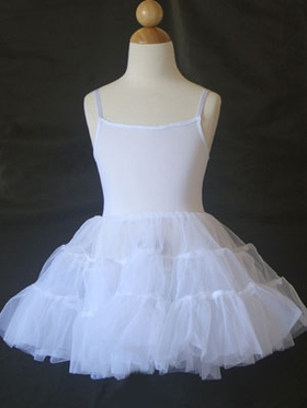 Full Slip Petticoat for Girl Dress