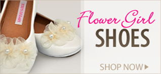 Find Perfact Flower Girl Shoes