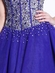 Jewel Accented Boidce w/Piping Short Prom Dress