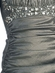 Jewel Accented Ruched Short Prom Dress
