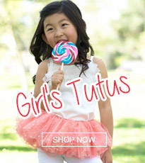 Let your little girl outshine in our chic Tutu Dresses!