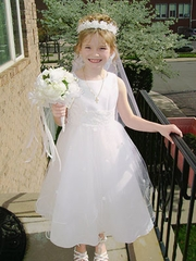Kara's First Communion