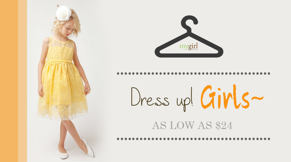 Girl's semi casual dress up ideas from mygirldress