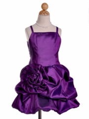 Lilac / Purple Flower Girl Dresses