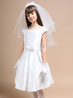 Little Short Communion Dress