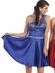 One Shoulder w/Luxury Jewel Accented Prom Dress
