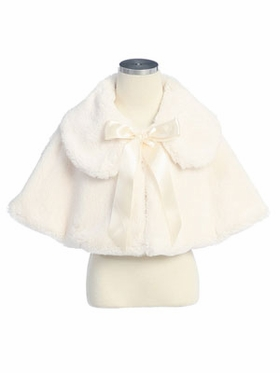 Princess Fur Cape for Winter