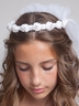 Rossett Accented Communion Veil