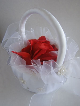 Silk Rose Petal for Wedding