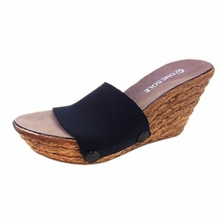 """Day Tripper Sole - 3 1/2"""" Rope Style Heel"""