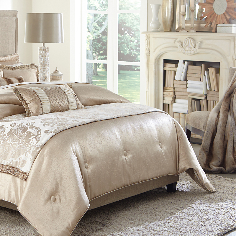 Item. Palermo Bedding by Michael Amini  Luxury Bedding Sets  Michael