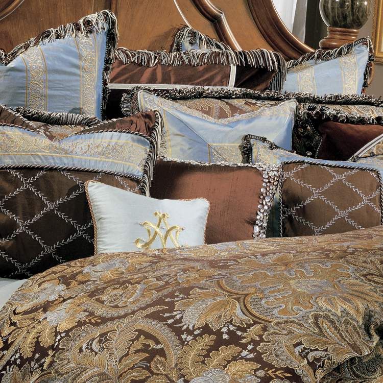 Portofino Bedding Collection Michael Amini Bedding Aico
