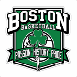 Basketball Passion History Pride Sticker