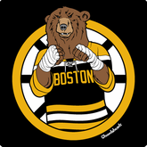 Bear Knuckle Boston T-Shirt