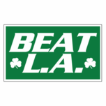 BEAT LA Sticker
