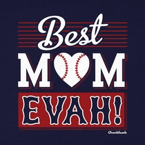 Best Mom Evah T-Shirt
