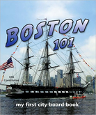 Boston 101, My First City Book