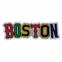 Boston All Sports Sticker