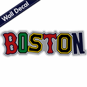 Boston All Sports Wall Decal