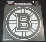 Boston Bruins 18x18 Window Sticker