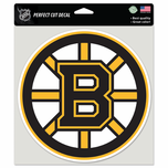 "Boston Bruins 8x8"" Die Cut Sticker"