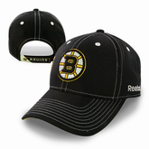 Boston Bruins Black Division Cap