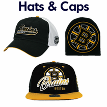 Boston Bruins Caps