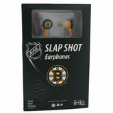 Boston Bruins Ear Buds Headphones