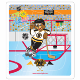 Boston Bruins Kids Hockey Puzzle